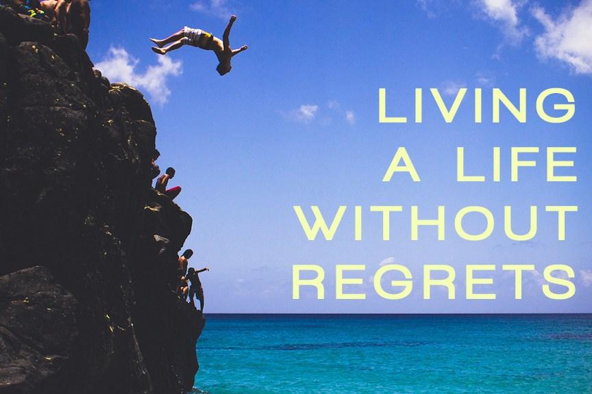 hidup tanpa penyesalan