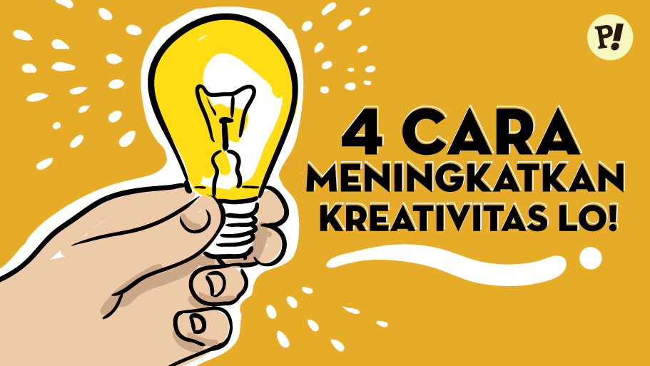 4 cara kreativitias