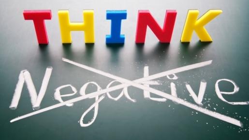 Menghilangkan Pikiran Negatif