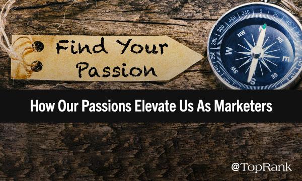 Mengetahui Passion