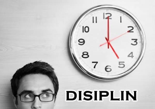 Menjadi Lebih Disiplin
